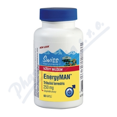 Swiss ENERGYMAN cps.60