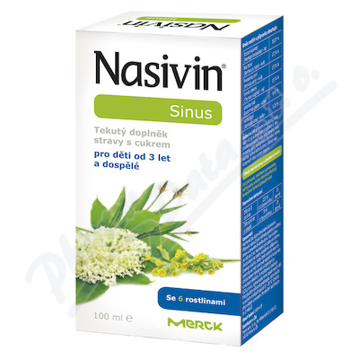 Nasivin Sinus 100 ml