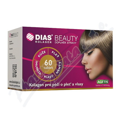 DIAS BEAUTY 60 tablet + dárek